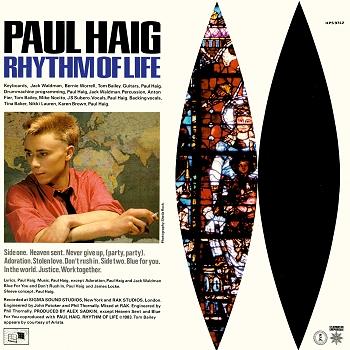 Paul Haig Heaven Sent